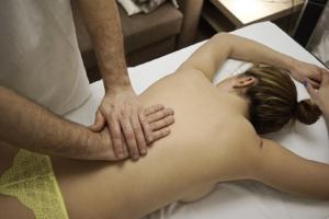 массаж спины в Санкт-Петербурге